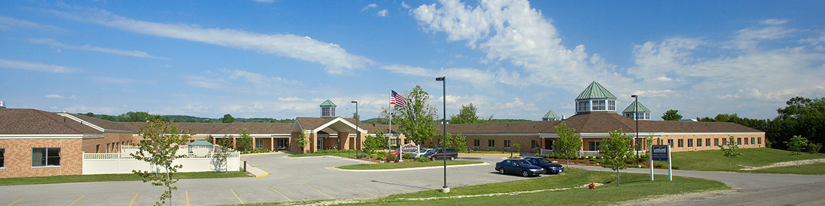 East Jordan, MI - Grandvue Medical Care Facilty