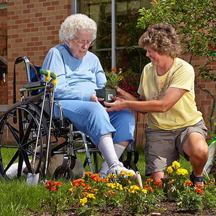 Long Term Care at Grandvue
